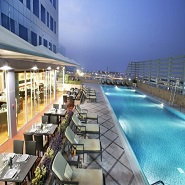... Fraser Suites Hotel And Apartments Dubai Penthouse Apartments
