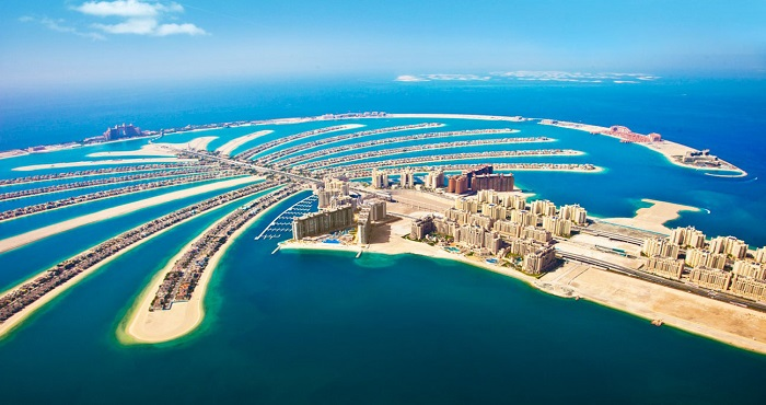 Penthouse Apartments Dubai in Palm Jumeirah