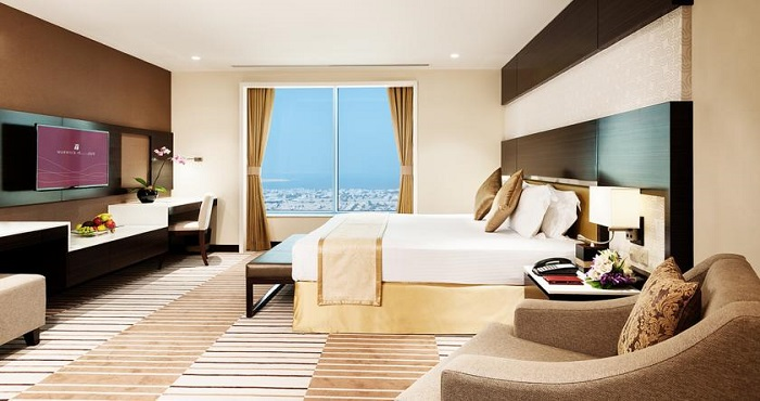 Warwick Hotel Dubai Penthouse Two Bedroom Suite